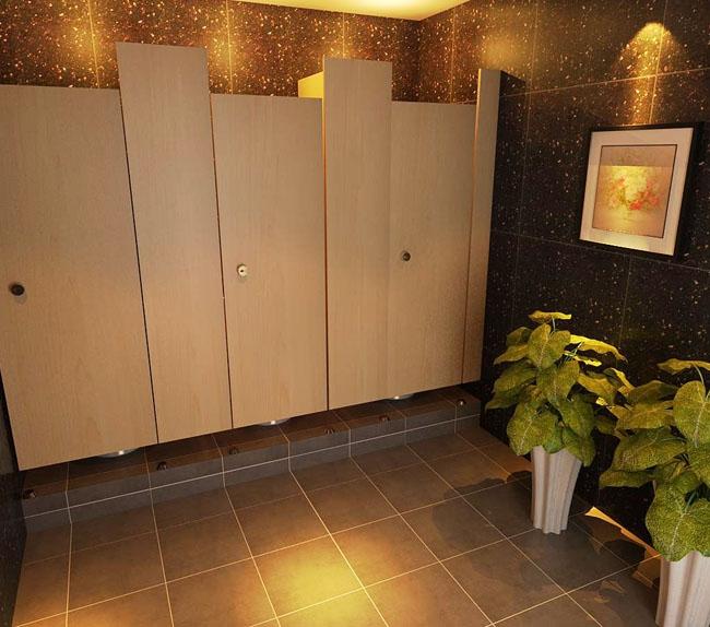 卫生间隔板 (3)