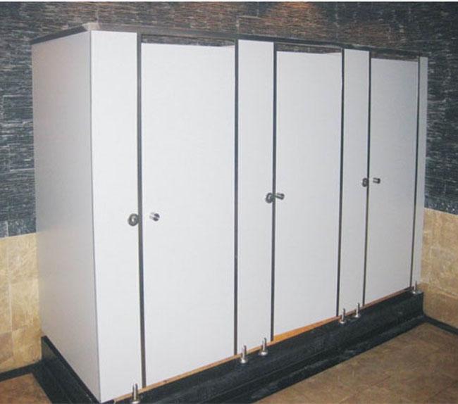 卫生间隔板4