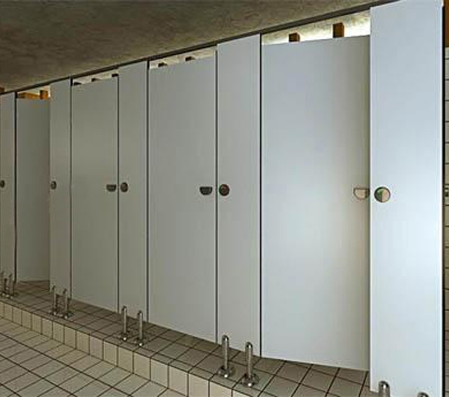 卫生间隔板10
